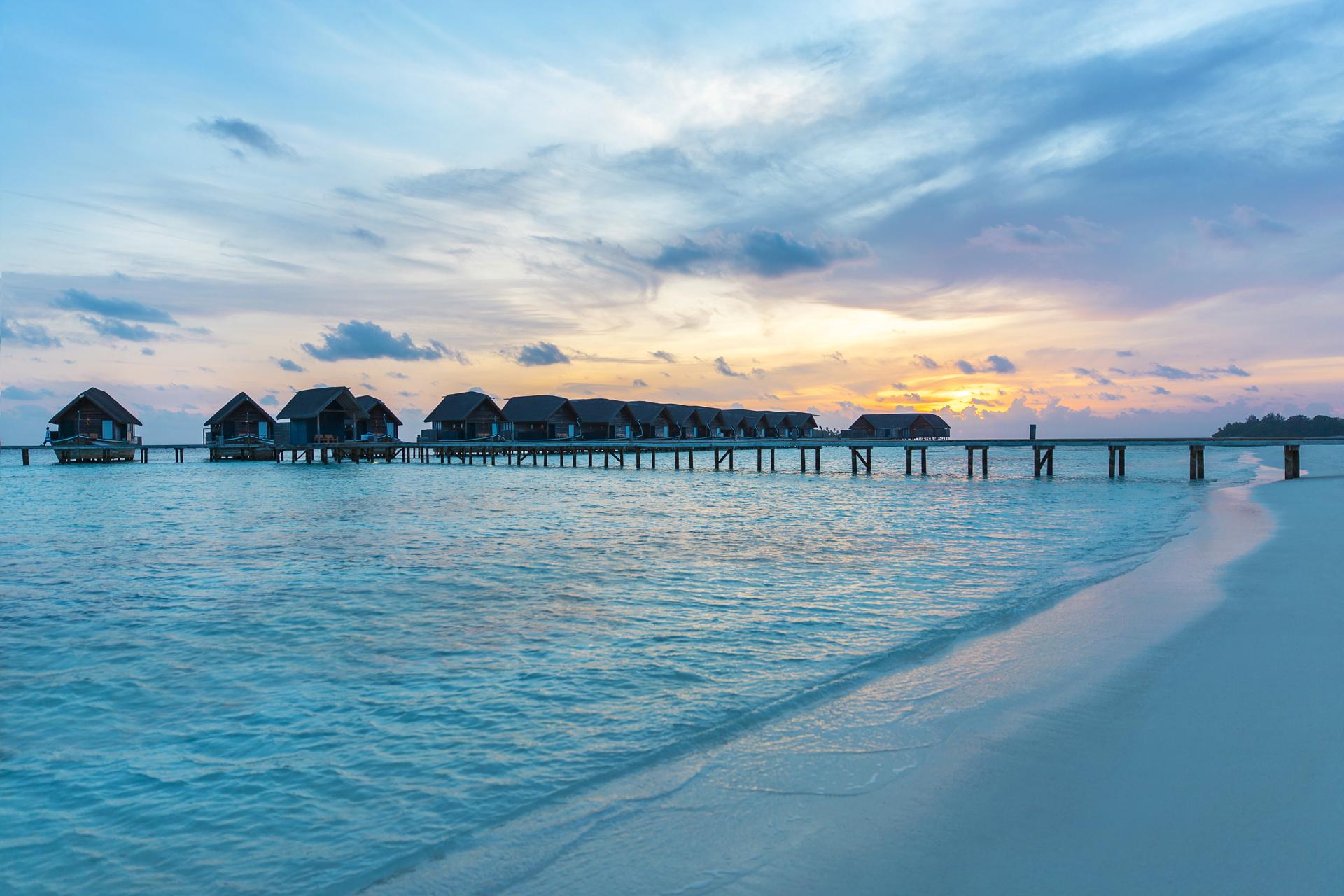 Cisal en el Resort COMO Cocoa Maldivas